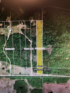 6.37 Acre lot at Lake of the Prairies
