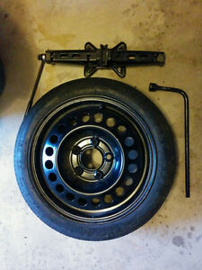 Spare Tire with Jack and Wrench Oakville / Halton Region Toronto (GTA) image 1
