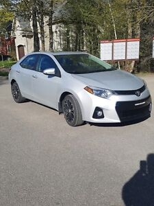 2014 TOYOTA COROLLA S MAGS TOIT OUVRANT CAM RECUL