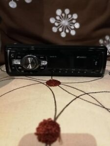 Black Car radio by Sansui