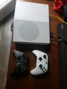 LIKE NEW XBOX ONE S!!