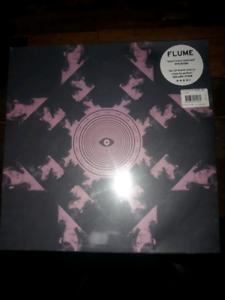 Flume brand new LP vinyl. 25 bucks. Sealed.