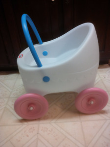 Little Tykes Doll Buggy
