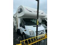Roller Team 400 bunkbed, Garage, 6 berth DIESEL MANUAL 2011/11