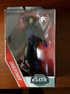 WWE Undertaker Elite figure (NEW)