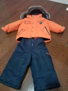 Size 18months snow suit