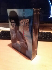 BRUCE LEE ULTIMATE COLLECTION 5X DVD