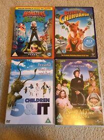 Children's movie selection