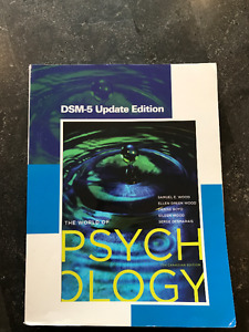 The World of Psychology 7th edition textbook