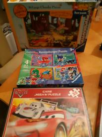 Kids jigsaws