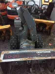 Craftsman Snowblower Kawartha Lakes Peterborough Area image 1