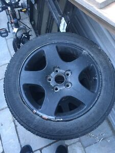 AUDI OR VOLKSWAGEN 5x112 Spare mags x3