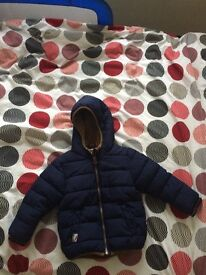 Boy winter jacket from Next (2-3 y) .