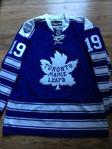 Toronto Maple Leafs 2014 Winter Classic Jersey Lupul #19 L