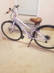 Bianchi women's bike
