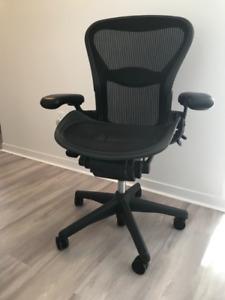 Chaise de bureau Herman Miller