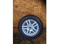 YOU ARE BUYING GENUINE OEM BMW X5 E53 SPARE ALLOY WHEEL