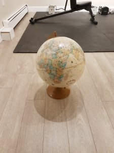 Decorative globe for sale