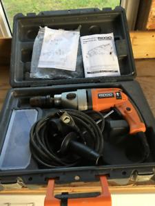 """Rigid 1/2"""" hammer drill Model R5010"""