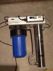 Whole Home UV Water Filter