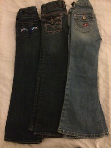 Girls jeans. Size 6