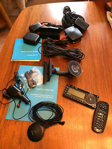 Sirius Starmate 7 Satellite Radio & kits