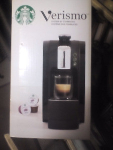 -VERISMO-by-STARBUCKS specialty coffee brewer