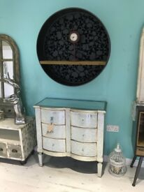 Mirrored Chest of Drawers (new)