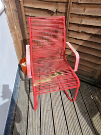 Outdoor / patio / garden chair
