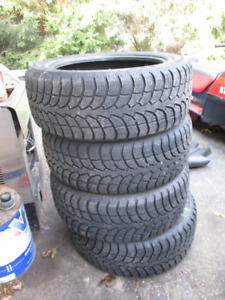 Snow Tires  4 - 215/55 R17