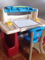 Table a dessin step 2