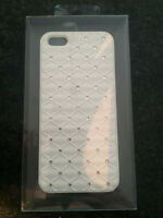 NEW Aniline White Leather iPhone 5 Case Unopened