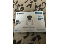 D-Link DCS-5222L Securicam Wireless HD Cloud PTZ Camera - Home/garage/pet Protec