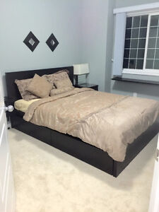 Furnished BedRoom with washroom in south side
