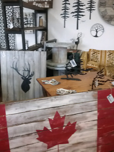 Repurposed, upcycled, antiques plus 1000 booths to explore