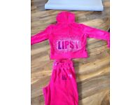 authentic lipsy tracksuit!