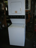 "24"" Stackable Apartment Size Washer & Dryer Combo"