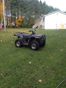 2004 can am outlander 400xt