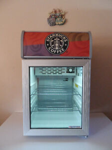Starbucks Themed Mini  Fridge