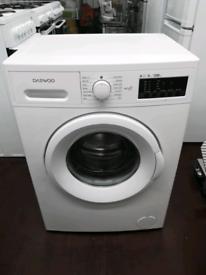 daewoo A++ class 6kg 1200 rpm washing machine