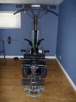 Exercise equipment in excellent working condition