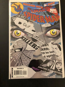 The Amazing Spider-Man 561 NM. High Grade Marvel Comic Book