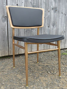 1960s Mid Century Modern Side Chair
