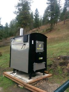 Wood Boiler Special $9995