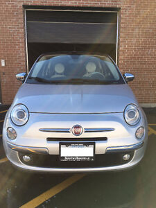 2012 Fiat 500 Lounge Coupe 5 Speed Manual (2 door)