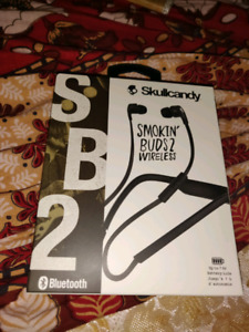 Skullcandy  Smokin Buds 2 Wireless Earbuds