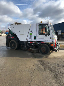 2010 Johnston 4000 Street Sweeper