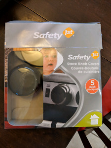 Stove knob covers - toddler safety