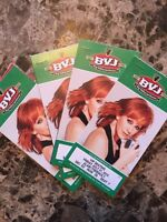 BVJ VIP 4 PACK TICKETS WITH 2 VIP CAMPING FOR THE ENTIRE WEEKEND