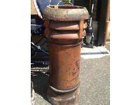 Queen chimney pot